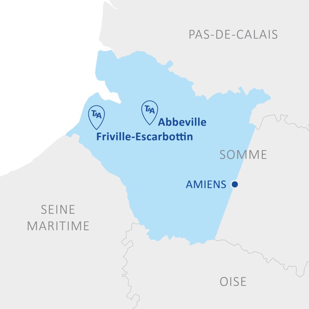 TAA Services à Abbeville et Friville-Escarbotin et dans l'Ouest de la Somme.