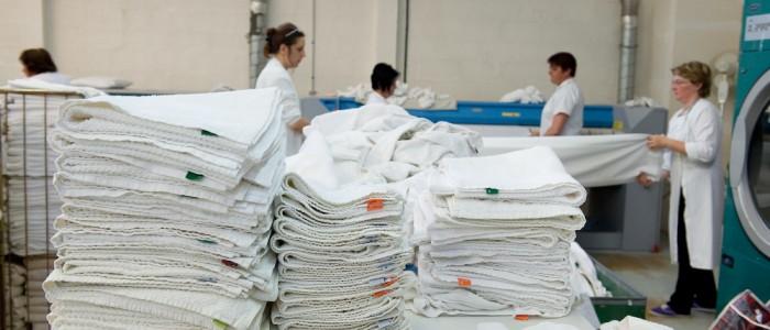 Zoom sur nos activités de blanchisserie